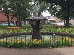 Park Fountain